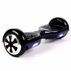 Swegway Classic Hoverboard (Bluetooth Optional) -  Black