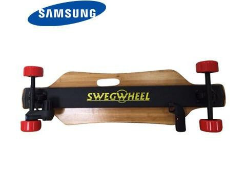 Swegwheel Juiced Electric Longboard Skateboard