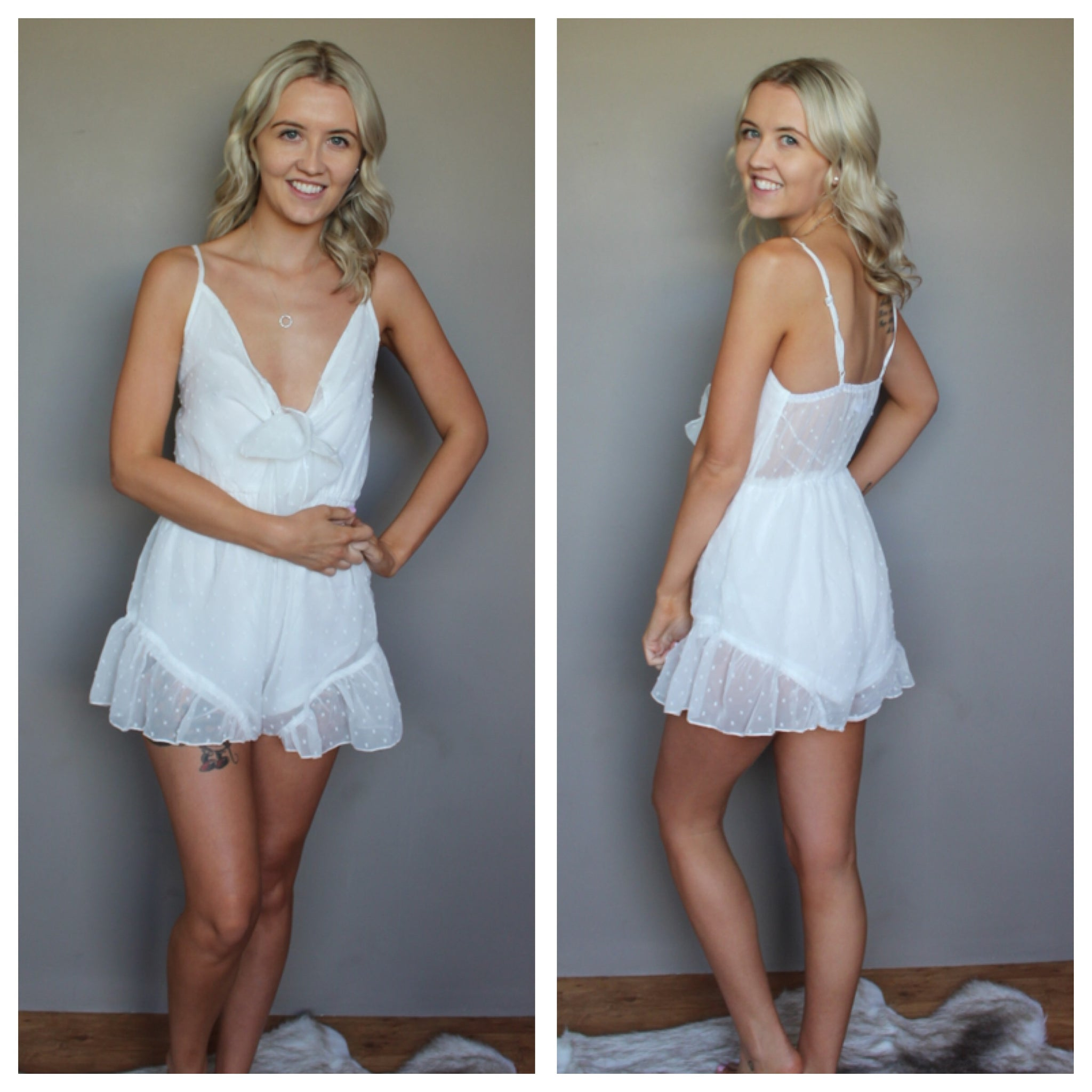 Charlotte Playsuit