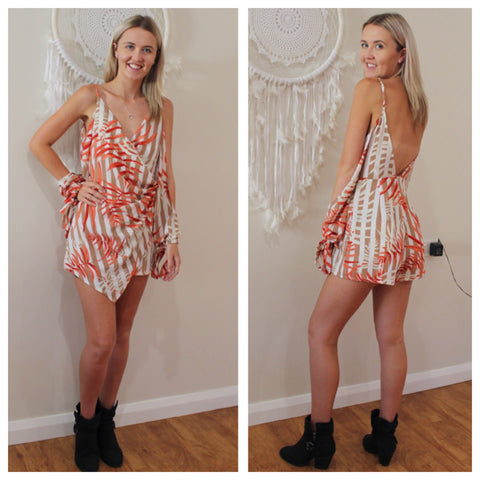 Harlem Playsuit