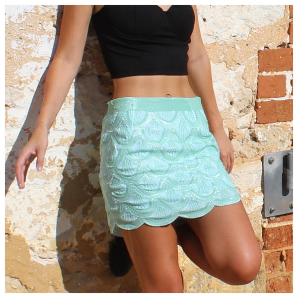 Gatsby Sequin Skirt