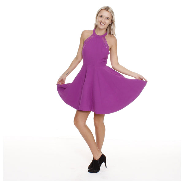 Purple Sun Dress
