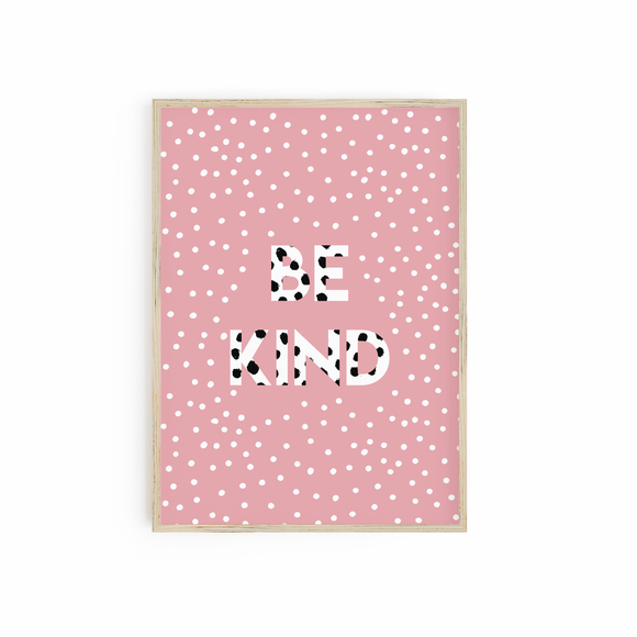 Blush Dalmatian Be Kind