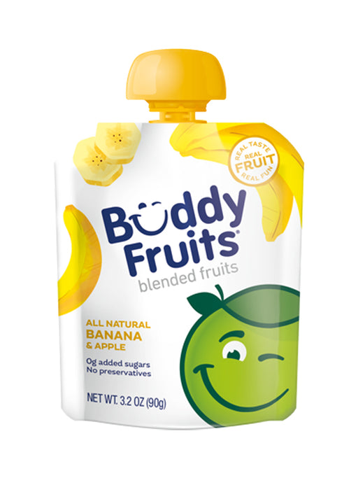 Original Pure Blended Fruit – Apple & Banana / 純水果蓉飲品 - 蘋果 & 香蕉味