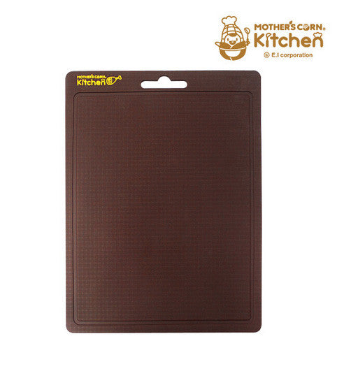 Silicone Cutting Board (Color: Brown) <br> 可捲式砧板 (啡色)