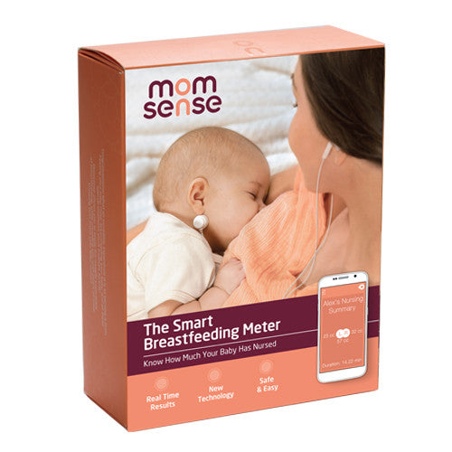 Momsense - The Smart Breastfeeding Meter <br> Momsense 智能母乳餵哺計