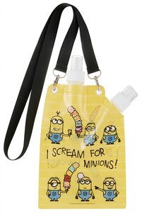 Bottle Bag with Water Flask Mist (Minions)