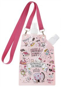 Bottle Bag with Water Flask Mist (Hello Kitty)