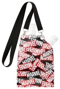 Bottle Bag with Water Flask Mist (Marvel)