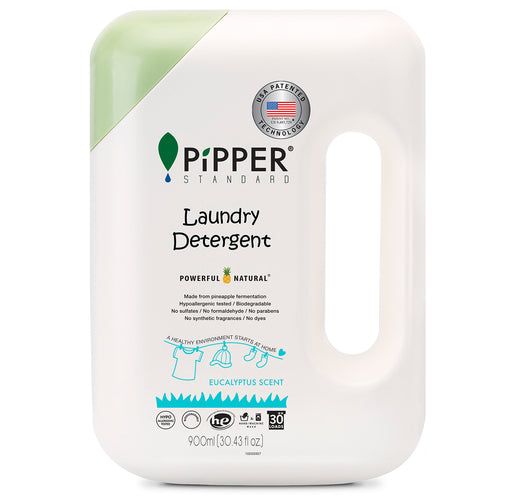 Laundry Detergent (900ml) - Eucalyptus / PiPPER 沛柏 - 天然洗衣液 (尤加利葉)