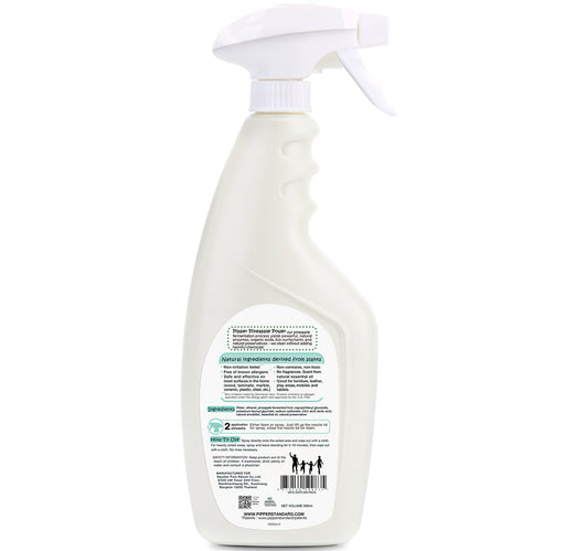 Multi-Purpose Cleaner (500ml) - Eucalyptus / PiPPER 沛柏 - 多功能清潔液 (尤加利葉)
