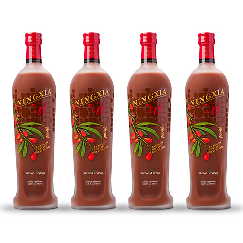 NingXia Red (4 Bottles)