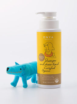 USDA Organic Kids Shampoo and Shower Cream / USDA 有機兒童洗髮水和沐浴露