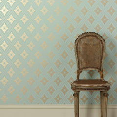 farrow and Ball Prim and Proper Wallpaper