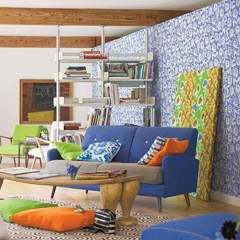 Designers Guild - Brera Wallpaper