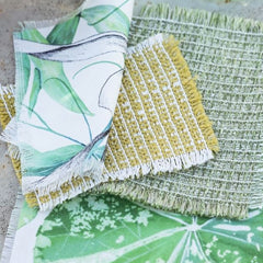 Designers Guild - Palme Botanique (Outdoor) Fabric Collection