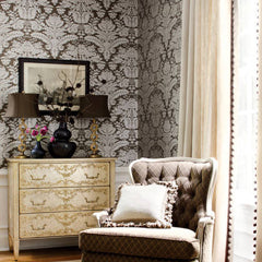 Thibaut - Damask Resource 3 Wallpaper Collection