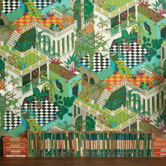 Cole & Son Geometric II Wallpaper Collection