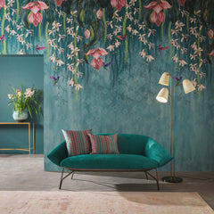 Osborne & Little - Folium Wallpaper