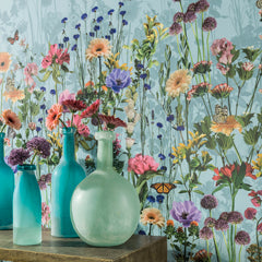 Matthew Williamson at Osborne & Little - Deya Wallpaper