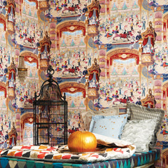 Cole & Son Whimsical Wallpaper Collection