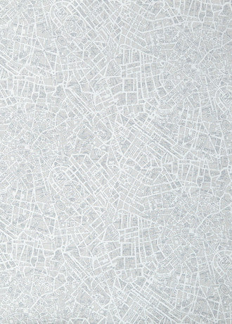 Street Map Wallpaper