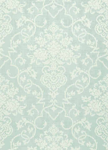 Alicia Damask Wallpaper