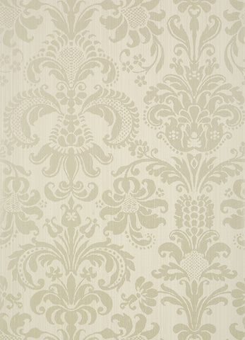 Ashley Damask Wallpaper