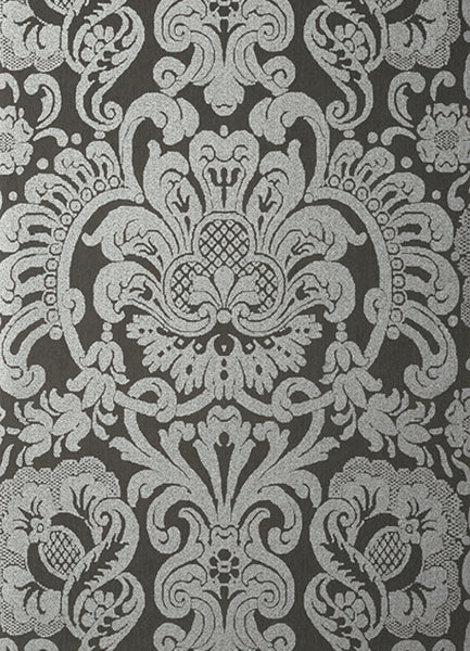 Dorian Damask Wallpaper