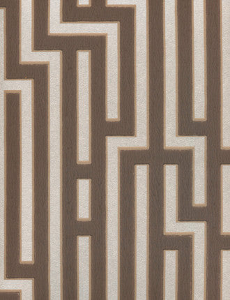Fretwork Wallpaper