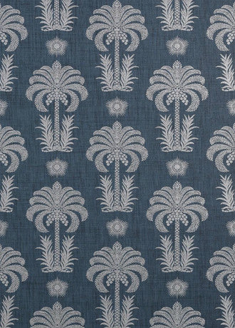 Palm Springs Raffia Wallpaper