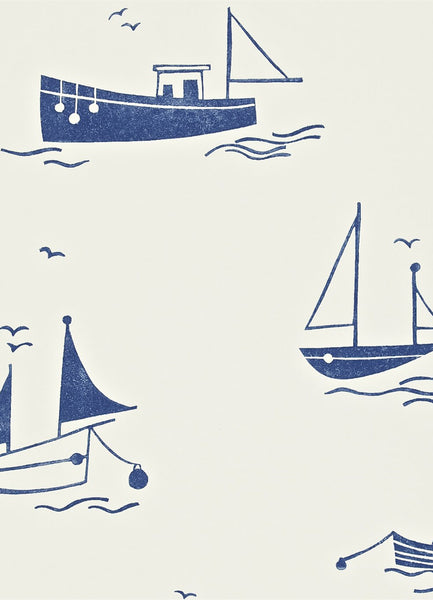 Sail Away Wallpaper