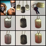 Bodybuilder Australia Dogtags