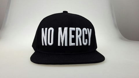 "BodyBuilder Australia ""No Mercy"" Snapback Caps"