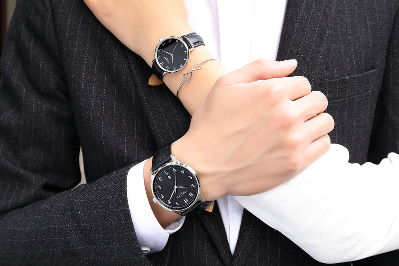 Victoria & Albert (2 watches)