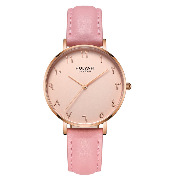 Rose gold Rose C3 Leather -