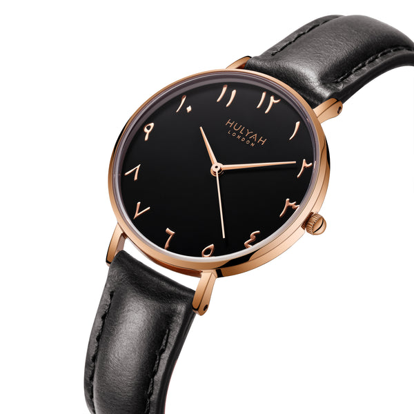 Black Rose Gold  C2 Leather -