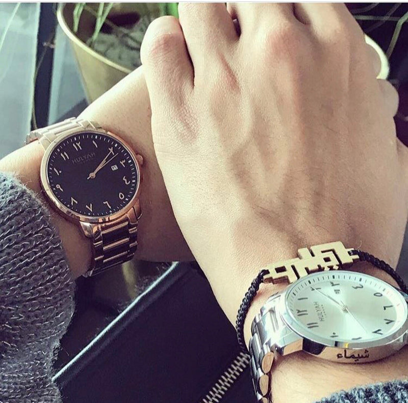 Romeo & Juliet  (2 watches)