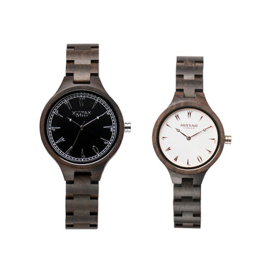Couple Wooden N04