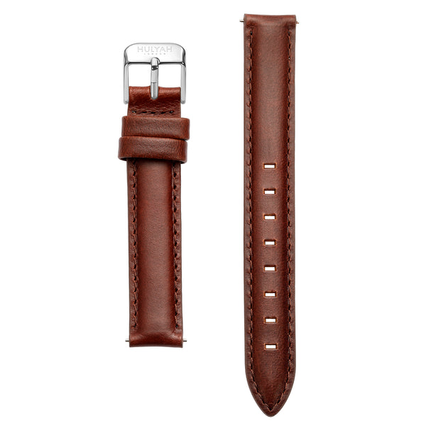 Classy Leather Bands for Silver Case