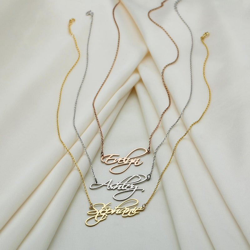 Name Necklace - Specially Personalized for You