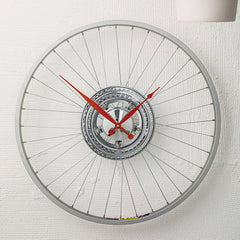 Bike Sprocket Wheel Clock Large