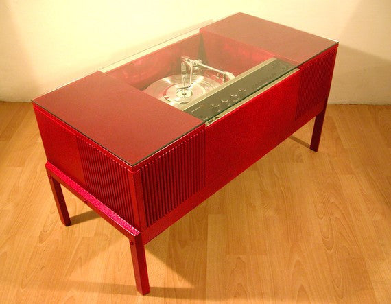 Hmv Coffee Table Ipod State Of The Art Music Player