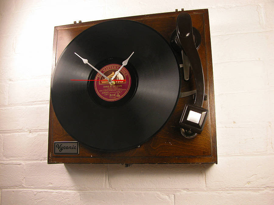 Personalized Vintage HMV