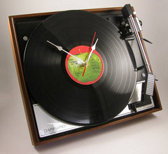 Vintage Garrard Turntable Wall Clock
