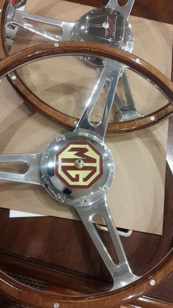 MG Steering wheel for Caroline