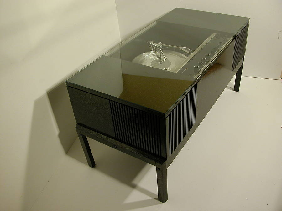 HMV Coffee Table / Ipod state of the art music player