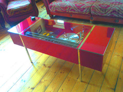 Ultra Coffee Table / Ipod state of the art music player