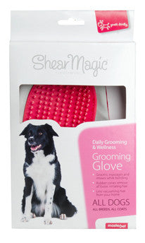 Shear Magic Grooming Glove - Boutique Paws