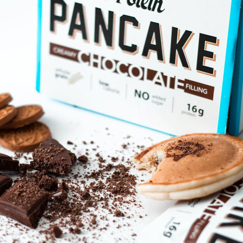 Nano ä protein pancakes in chocolate flavour
